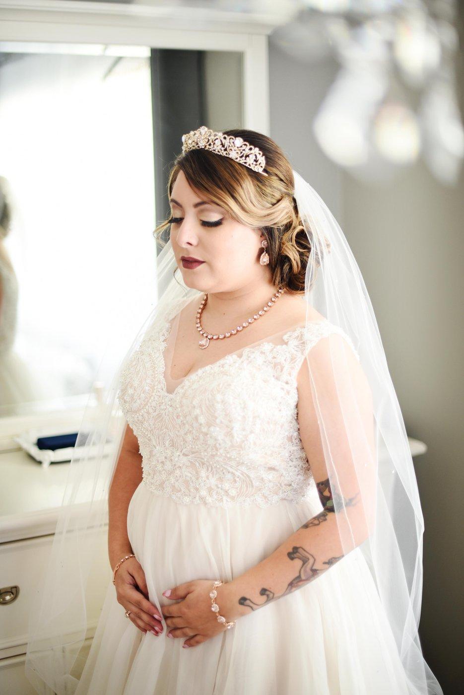 Bride's Instagram: @briarandmama