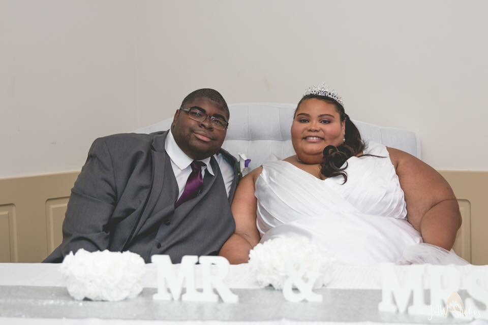 Bride's Instagram: xojessiicaaaa