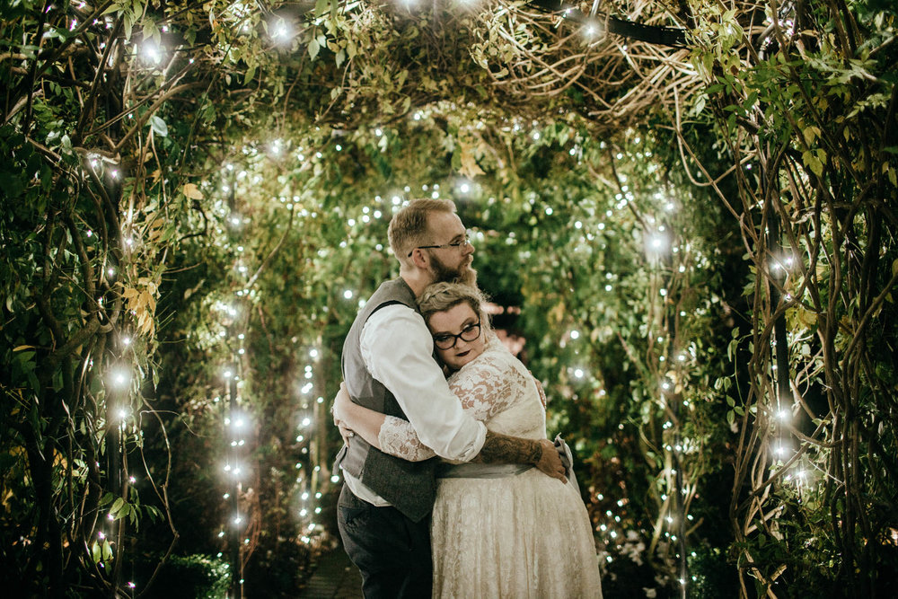 You can find the bride on Instagram @ pipx143 . Their wedding hashtag is # samandpip17 .